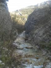 Fosso dell'Eremo - Piobbico (PU)